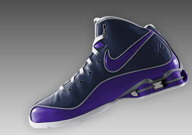 Nike Shox Slam ID Basketball Shoe