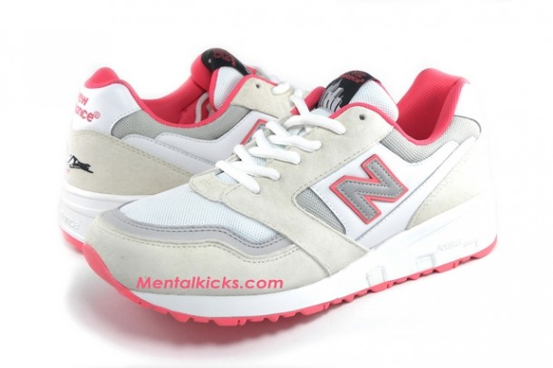 New Balance 575 White Pigeon x Staple