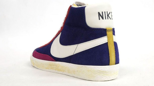 Nike Blazer Hi Yellow/Pink-Orange