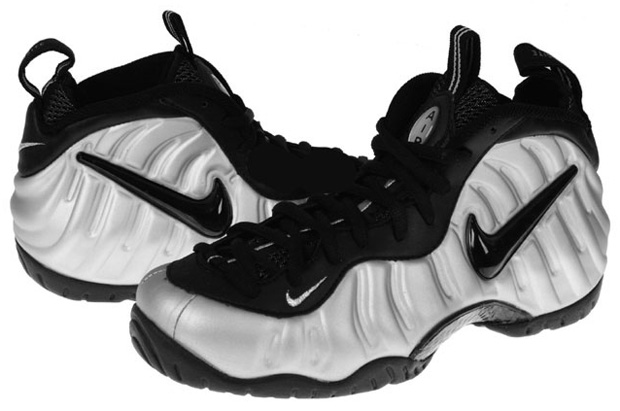 "Nike Air Foamposite Pro ""Metallic Silver"""