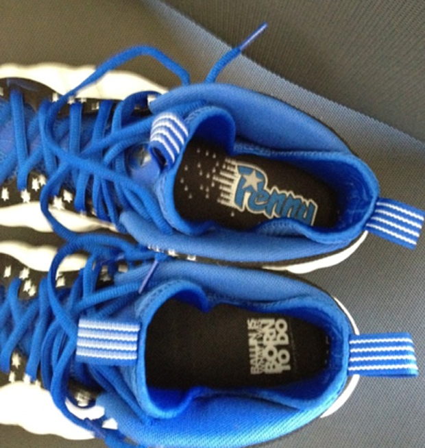 "Nike Air Foamposite One ""Shooting Stars"" PE"