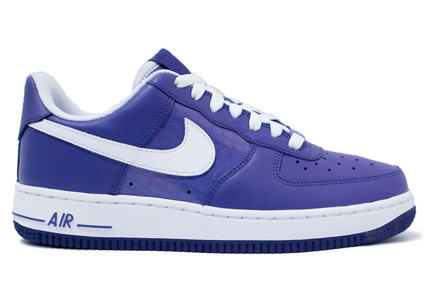 Nike WMNS Air Force 1 Low - Varsity Purple/White