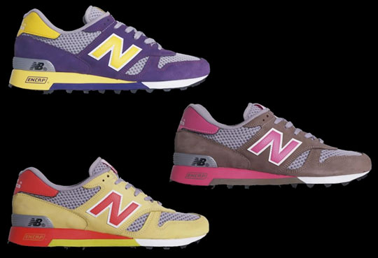 New Balance 1300 Pack - Spring/Summer 09 Releases