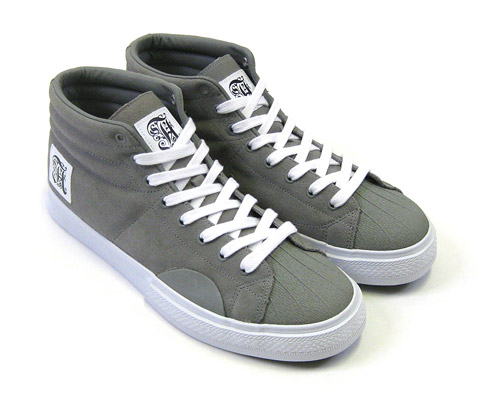 Alife Shell Toe - Fall/Winter 2008 - Grey - #1