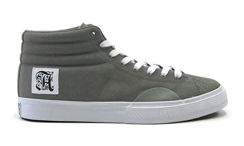 Alife Shell Toe - Fall/Winter 2008 - Grey - #2