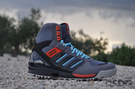 Adidas Torsion Special High