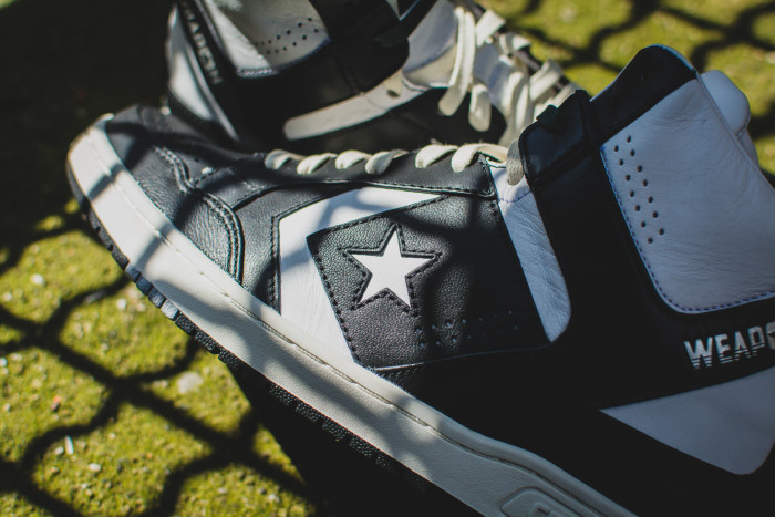 Converse CONS Weapon Black White