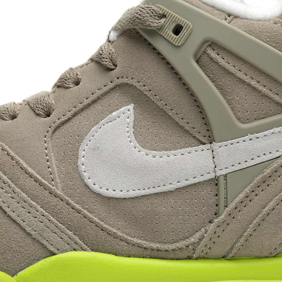 Nike Air Tech Challenge II Suede Bamboo