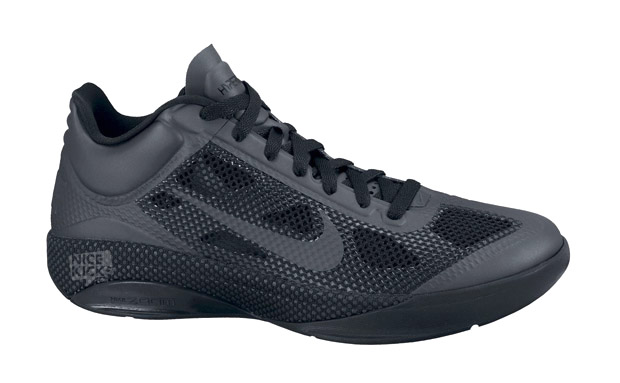 Nike Zoom Hyperfuse Black / Black