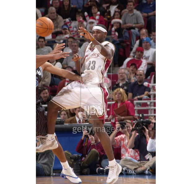 "Footwear Flashback: LeBron Drops 34 in First ""Christmas"" Shoe"