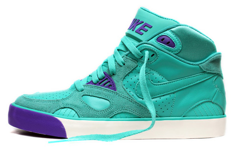 Nike Auto Trainer New Green/Purple Punch