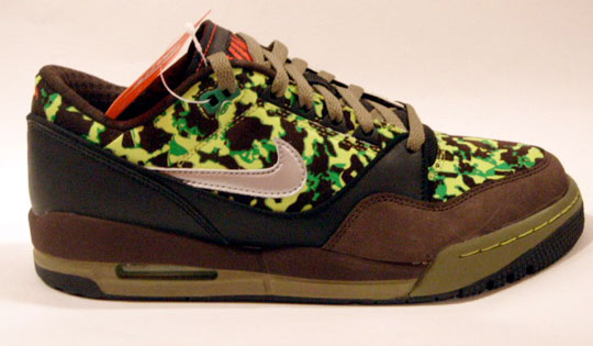 Air Assault Lo Camouflage 1