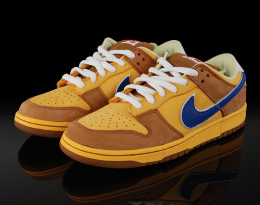 Nike SB Dunk Low Premium - New Castle Beer Inspired