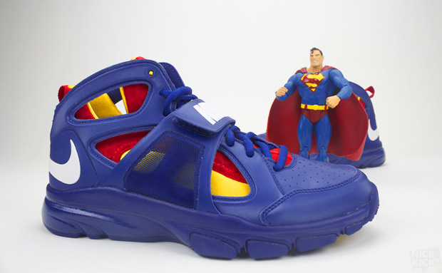 "Nike Zoom Huarache Trainer ""Superman"""