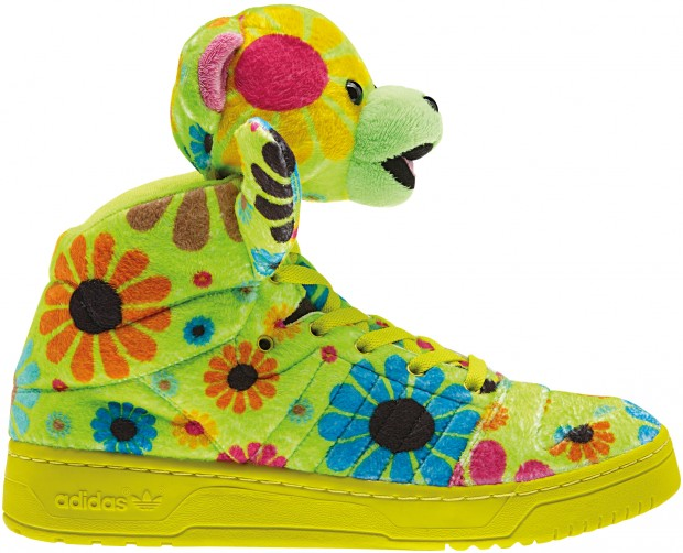 adidas Jeremy Scott Bear