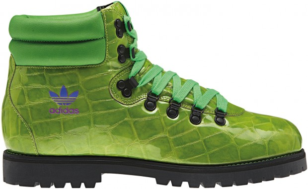 Jeremy Scott x adidas Hiking Boot