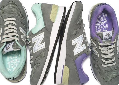 Hectic x Stussy x New Balance CM670 - Part 2 - #1