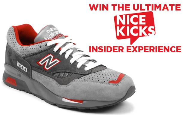 Win the Ultimate Nice Kicks Insider Experience