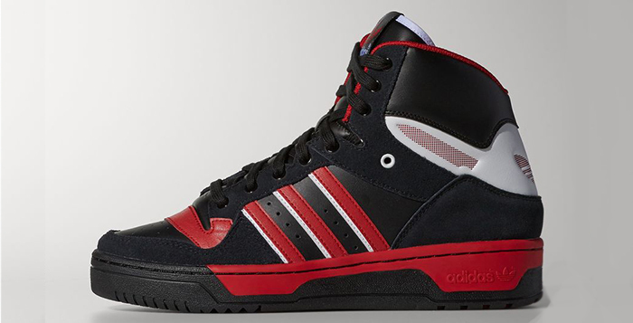 adidas Attitude CS Black University Red