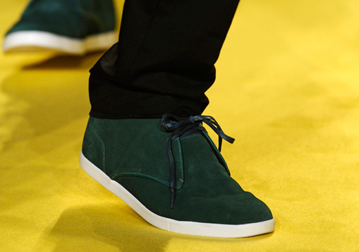 Lacoste Footwear 2010 Fall/Winter Collection