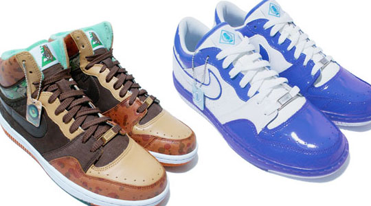 Nike and Ryo The Skywalker Court Force Packpic 2