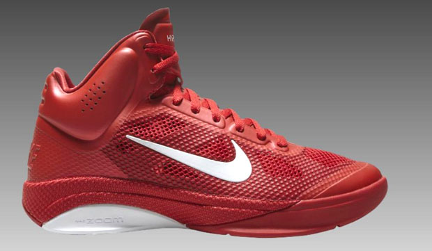 Nike Zoom Hyperfuse Varsity Red