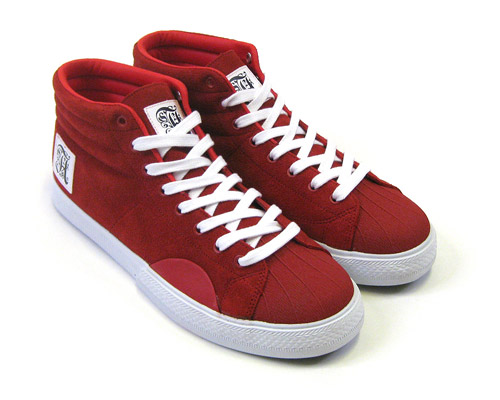 Alife Shell Toe - Fall/Winter 2008 - Red - #1