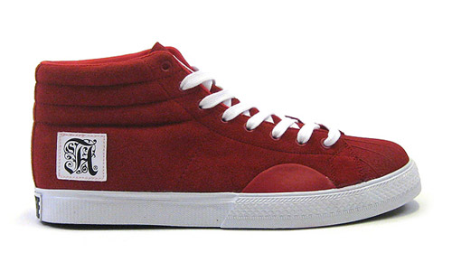 Alife Shell Toe - Fall/Winter 2008 - Red - #2