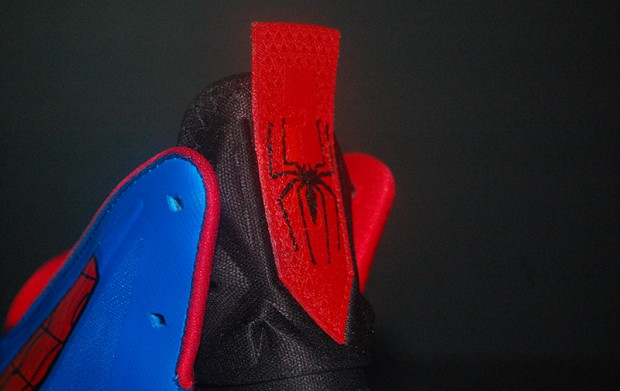 LeBron X Spiderman