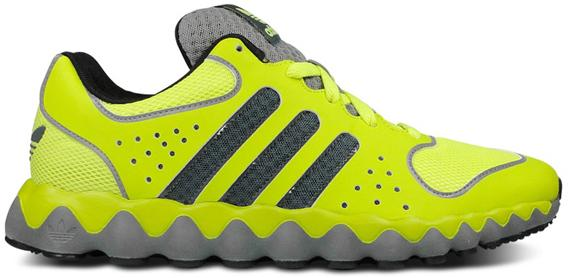Adidas Originals MEGA Softcell RL – Electricity – Grey