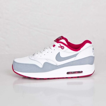 Nike WMNS Air Max 1 Essential White Light Magnet Grey Fuschia