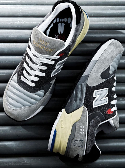 New Balance 999 Feral Creation Collection