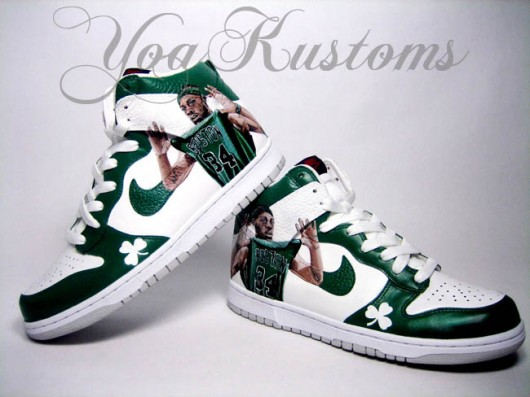 paul pierce dunking on lebron. I found The Truth Dunks at the