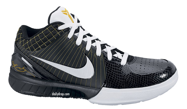 "The Nike Zoom Kobe IV ""Del Sol"" is the best pair of shoes for Kobe Bryant."